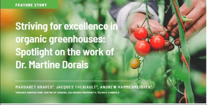 210330 InfoBio Magazine Organic Science Canada - Image 2