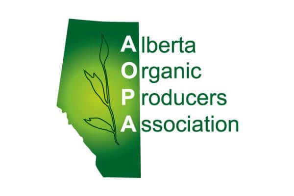 Alberta Organic Producers Association Logo - Organic Federation of Canada