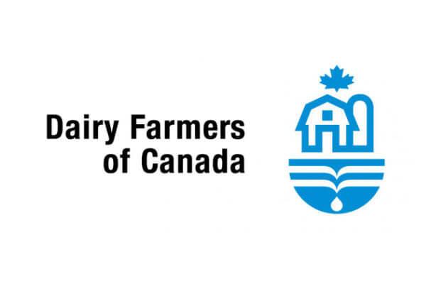Dairy Farmers of Canada Logo - Organic Federation of Canada