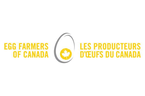 Egg Farmers of Canada Logo - Organic Federation of Canada