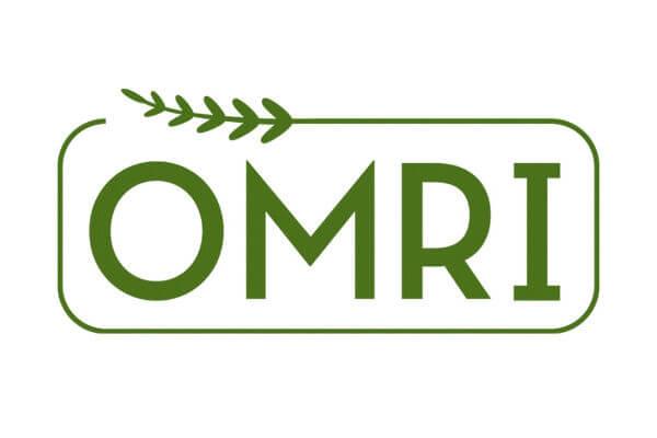 Omri Logo - Organic Federation of Canada