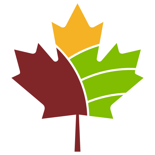 Organic Federation of Canada OFC Logo Symbol