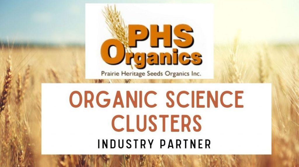 PHS Organics - Industry Partner - Organic Federation of Canada