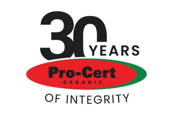 ProCert Organic Logo - Organic Federation of Canada