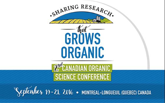 Scientific Organic Conference 2016 - Logo